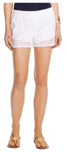 Lilly Pulitzer Mini/Short Shorts White