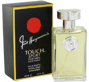 Fred Hayman TOUCH SPORT BY FRED HAYMAN--MADE IN USA