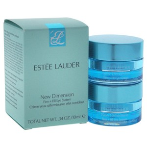 Estée Lauder ESTEE LAUDER NEW DIMENSION FIRM + FILL EYE SYSTEM 2 STEPS