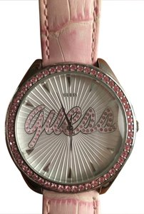 Guess Limited Edition Pink 20 Years of Time Watch