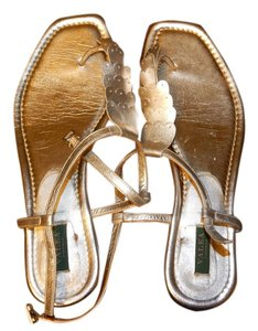 Valea Firenze Chic Silver Sandals