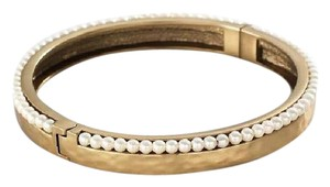 Silpada Dotted pearl hinge bangle