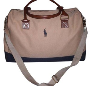 Polo Ralph Lauren Multi color Travel Bag