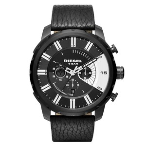 Diesel Diesel Men's Black Stronghold Watch DZ4382