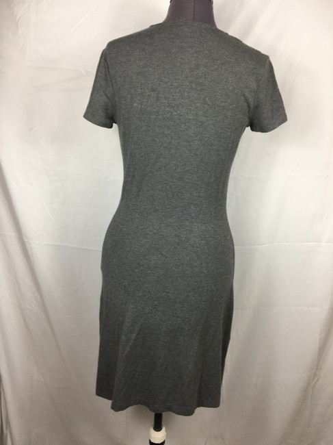Barneys New York short dress Gray Tshirt on Tradesy