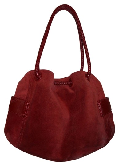 Preload https://img-static.tradesy.com/item/2084077/cole-haan-suede-and-smooth-burgandy-leather-shoulder-bag-0-0-540-540.jpg