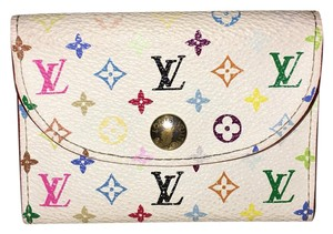 Louis Vuitton Louis Vuitton multicolor card holder