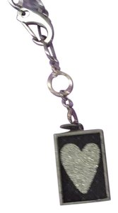 JK by Thirty-One jewel made heart necklace