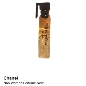 Chanel Chanel no5 women perfume travel size new 1.2 oz