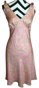 Sigrid Olsen short dress Pink on Tradesy