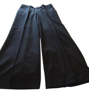 Stella McCartney Wide Leg Pants Black