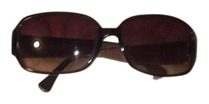 Coach Coach brown sunglasses with gold accents. Style #S3011