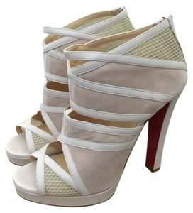 Christian Louboutin Blush Platforms