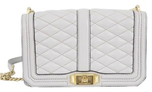 Rebecca Minkoff Quilted Leather Cross Body Bag