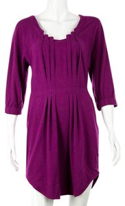 Marc by Marc Jacobs short dress magenta Cotton Tunic on Tradesy
