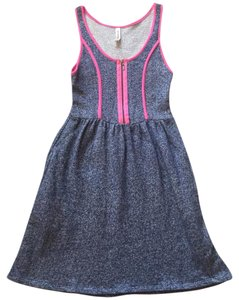 Kensie short dress navy on Tradesy