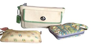 Coach Bundle of 3 Accessories , Coach, Dooney& Bourke, Vera Bradley