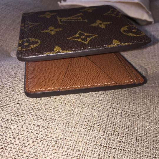 Louis Vuitton Multiple Wallet NM MNG Monogram Portfeuille Card Holder