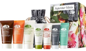 Origins Origins 'Superstar Minis' 7 Piece Skincare Gift Set $91 Value