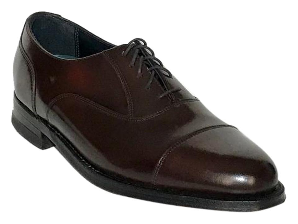 ed158590b94ee Florsheim Cordovan/Brown Vintage New Imperial Mens Oxford Leather Dress  Casual (Med.) Formal Shoes Size US 8.5 Wide (C, D)