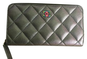 Chanel Small zip wallet