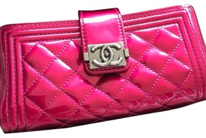 Chanel Chanel Pink Boy Case