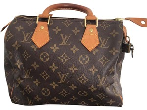 Louis Vuitton Speedy Neverfull Artsy Totally Satchel in Monogram