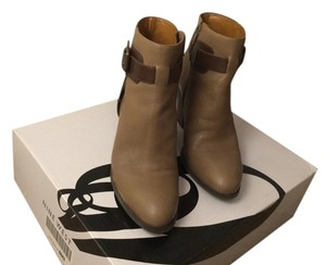 Nine West Ankle beech/cafe Boots