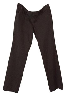 Banana Republic Straight Pants taupe brown