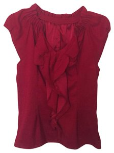 Express Top Maroon