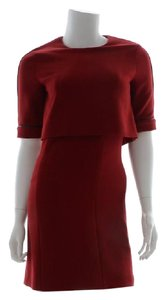 The Kooples Short Sleeve Work New With Tags Nwt Scoop Neck Dress