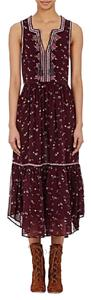 Bordeaux Maxi Dress by Ulla Johnson