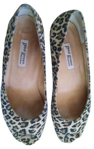 Paul Green Leopard print Flats