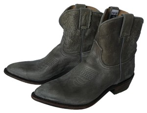 Frye gray Boots