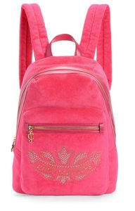 Juicy Couture Velour New With Tags Backpack
