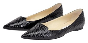 Jimmy Choo 1933 Black Flats