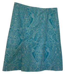 Talbots Skirt Blue