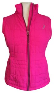 Exertec Quilted, Front zippered closure, with hidden zippered pockets