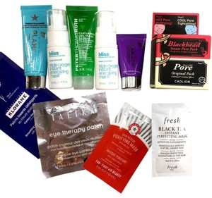Bliss, Peter Thomas Roth... Lot of High End Facial Masks & Treatments