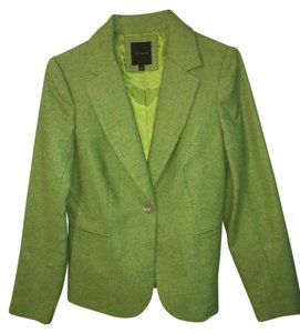 The Limited Green Blazer