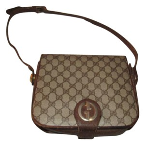 Gucci Rare Style Early High-end Bohemian 73 Style Great Everyday Shoulder Bag