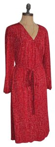 Laundry by Shelli Segal Classic Wear To Work Office Night Out Formal Dress