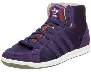 adidas Sneakers High Tops Street Purple Athletic