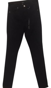 Forever 21 Skinny Pants black