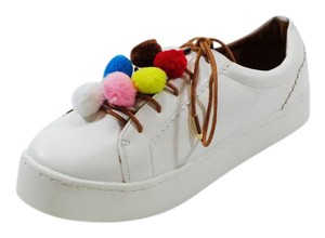 Shoe Republic LA White Flats