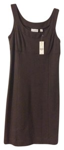 New York & Company short dress Brown on Tradesy