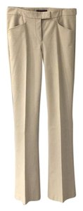 Theory Boot Cut Pants khaki