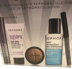 Sephora Sephora travel size Collection- see DX