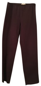 Eileen Fisher Straight Pants Chocolate brown