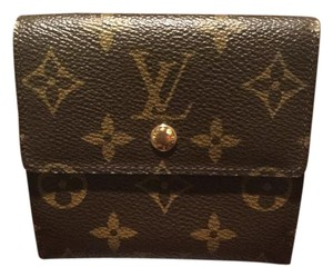 Louis Vuitton Like new!!! Monogram Elise Wallet